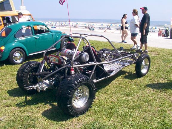 Daytona Beach Florida 2003 VW Show